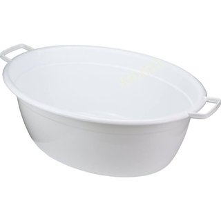 Wäschewanne oval