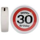 Spardose Happy Birthday 30 Keramik