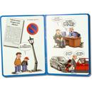 Parkscheibenbuch 11x15 cm Display