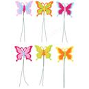 Schmetterling auf Stab 6er