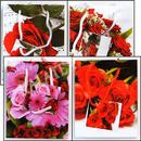 Geschenktasche Rosen mini