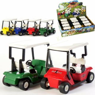 Golf-Caddy Metall, 10x5x7 cm